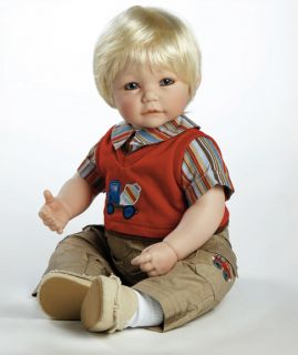 New in Box Adora Buddy Builder 20 inch Baby Boy Doll