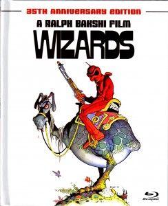 WIZARDS CELS ORIGINAL RALPH BAKSHI ANIMATION ART