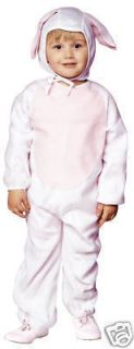 Baby Bunny Rabbit Outfit Cute Halloween Costume 1 2T