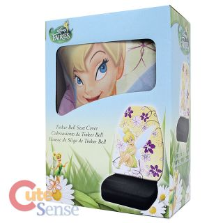 Tinkerbell Car Seat Cover Set Auto Accessories Dream Land 2