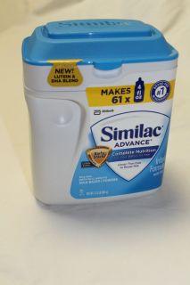 Similac Advanced Infant Formula w Iron 8 15 Milk Based Powder One 2 13