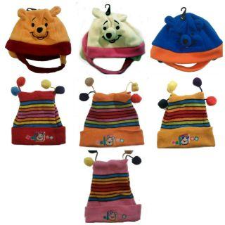 Baby Bear Toddler Boys Girls Kids Childrens Warm Winter Ski Beanie