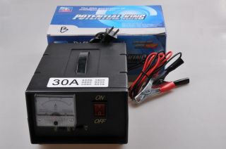 Electric Battery Charger for Car Electrombile Electrocar 30A 150AH 12V