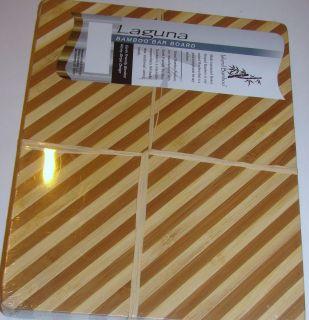 Small Cutting Board Island Bamboo Earth Friendly 9X7
