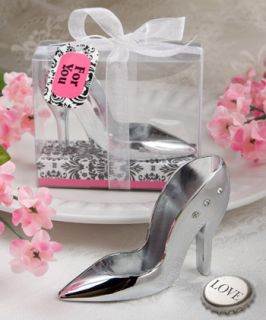 Shoe Beer Bottle Opener Girls Night Out Bridal Shower Party Favor Gift