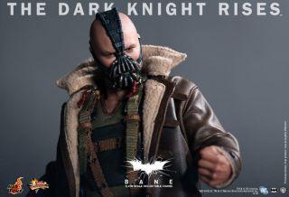 TOYS 2012 BATMAN DARK KNIGHT RISES TDKR BANE TOM HARDY 1/6 VILLAIN NEW