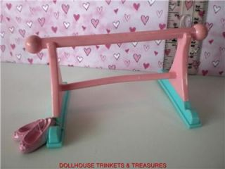 Fisher Price Loving Family Dollhouse Girls Ballerina Ballet Bar
