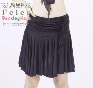 Latin Salsa Ballroom Dance Dress Mini Skirt M051