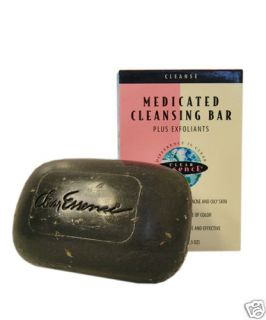 Clear Essence Medicated Cleansing Bar Black Soap