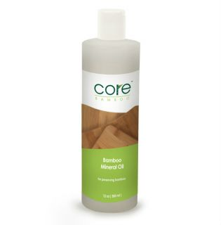Core Bamboo Mineral Oil for Bamboo Wood Cutting Board Utensil 12oz