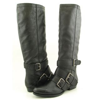 Makowsky Susan Boots Shoes Black Womens Sz