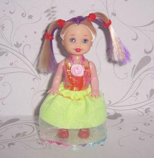 Barbie Doll Little Kelly Toys W016 4 3