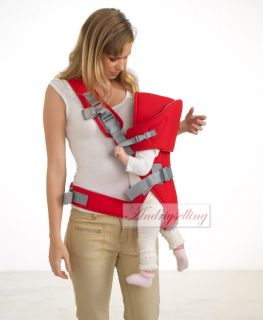 6in1 Baby Front Carrier Infant Comfortable Backpack Sling Wrap Harness