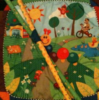 Baby Play Mat Activity Gym Blanket
