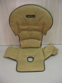 Peg Perego Prima Pappa High Chair Replacement Seat Cover Pad Cushion