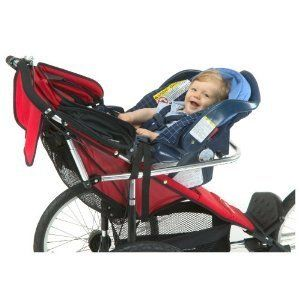 Baby Jogger Performance Single Car Seat Adapter A