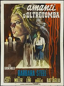 THE LONG HAIR OF DEATH (1964) & NIGHTMARE CASTLE (1965) & THE GHOST