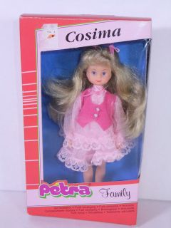 Barbie Kelly Doll Size Petra Family Cosima by Lundby