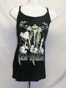 Kid Rock Womens Tank Top Speghetti Strap Shirt s L XL