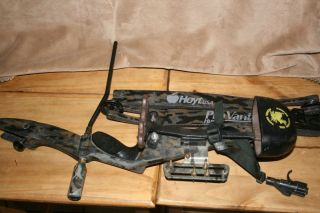 Hoyt PRO VANTAGE HUNTER compound bow KWIKEE KWIVER CAMO USA HUNTING
