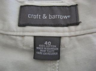 Mens Croft Barrow Size 40 Casual Outdoor Camping Hiking Summer Shorts