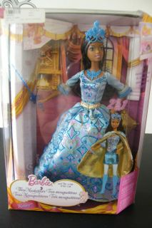 Barbie and The Three Musketeers Renee Doll
