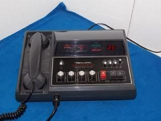 Vintage Realistic CB Fone 40 TRC 454 Base Station CB Radio
