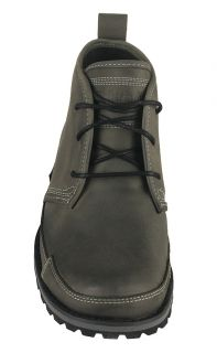 Timberland Mens Boots Earthkeepers Chukka Grey Leather 74143 Sz 7 5 M