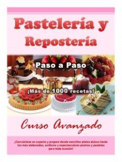 Decoracion de Pasteles Curso Facil Y Completo Recetas Pastry
