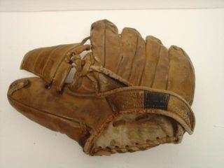 HHI Brand Pee Wee Reese Right Handed Baseball Glove (sku 19819