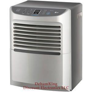LG 45 PT Low Temp Energy Star Basement Dehumidifier Save $$$