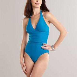 Croft & Barrow Fit For You Body Sculptor swimsuit swim suit 10 #12