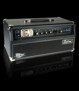 Kustom Deep End DE300HD 300 Watts Bass Guitar Amp Head
