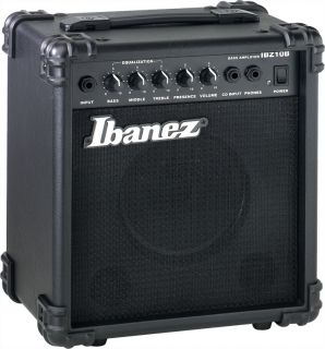 ibanez ibz10b 10 watt bass combo amp our price $ 69 99