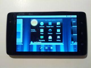 Dell Streak Mini 5 16GB Black Unlocked Smartphone