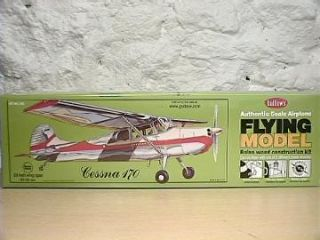 Guillows 302 Cessna 170 Balsa Wood Airplane model Kit New in box
