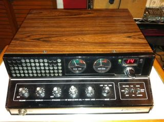 Cobra 142GTL Base Station Am SSB CB Radio