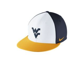 Nike True West Virginia Adjustable Hat 00026709X_WV2