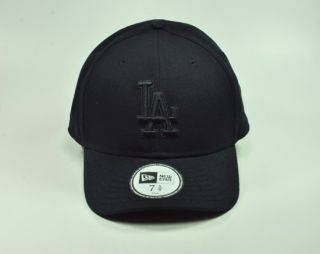 New Era Low Profile Fitted Hat Cap MLB Baseball Los Angeles Dodgers