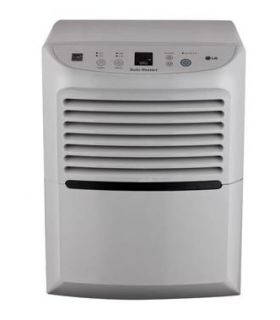 LG 45 PT Low Temp Energy Star Basement Dehumidifier Save $$$