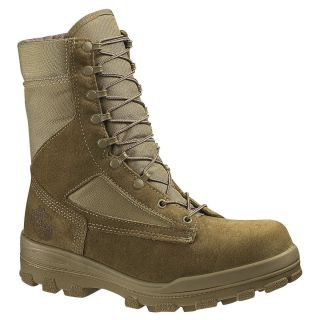 Bates Warrior 40501 USMC Hot Weather Boots 9 5 REGULAR STEEL TOE