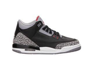 Air Jordan Retro 3 (3.5y 7y) Boys Shoe 398614_010