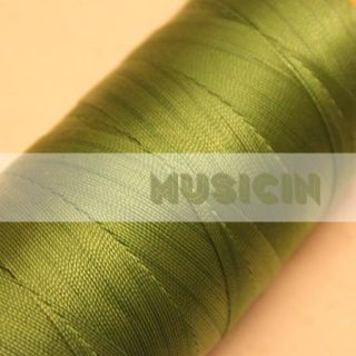Roll of Oboe Reeds Threads Bassoon Reeds Threads Green