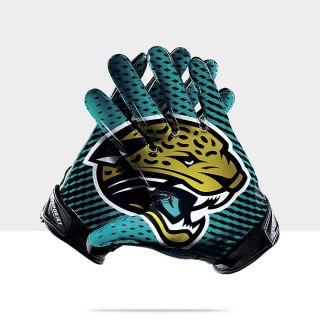 Nike Vapor Jet 20 NFL Jaguars Mens Football Gloves GF0101_150_A