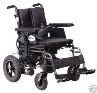 Bariatric Heavy Duty Power Wheelchair Drive Cirrus