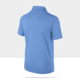 Nike Core Jersey Solid Boys Golf Polo 510501_412_B