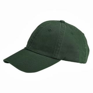New Plain Low Profile Baseball Hat Cap Olive