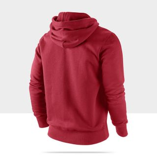 Nike Classic Full Zip Mens Fleece Hoodie 404512_657_B