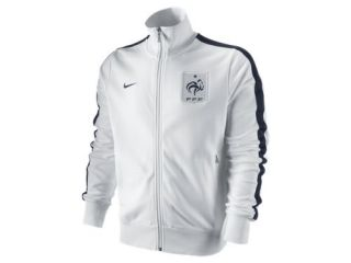 Track jacket French Football Federation Authentic N98   Uomo