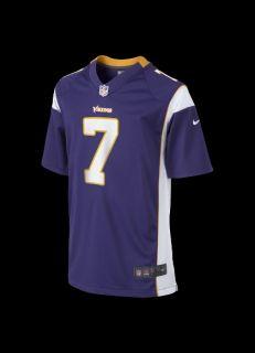 NFL Minnesota Vikings (Christian Ponder) Kids Football